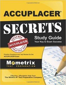 ACCUPLACER Secrets Study Guide