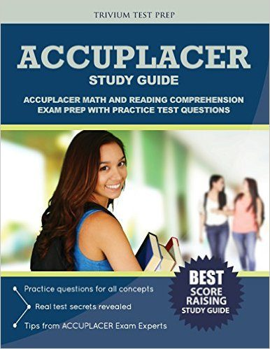 ACCUPLACER Study Guide 2017