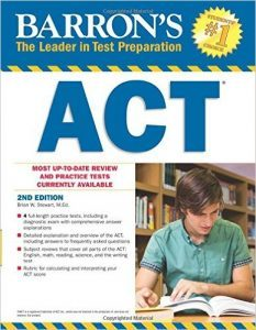 Best Value and Budget Pick ACT Prep Book