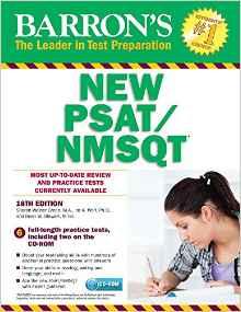 Barrons NEW PSAT NMSQT