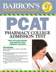Barron's PCAT, 6th Edition: Pharmacy College Admission Test