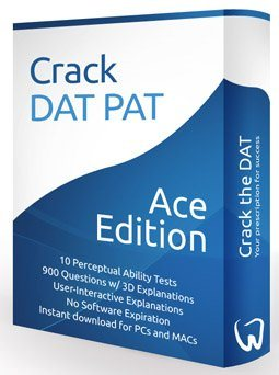Crack the DAT Ace Bundle Package