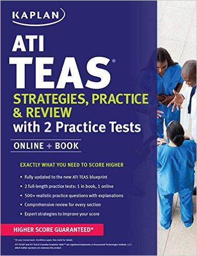 photograph about Printable Teas Practice Test referred to as Perfect TEAS Analyze Textbooks 2019: Effortless Analyze Comparison