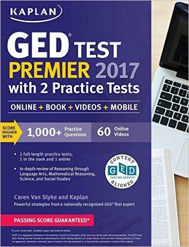 Kaplan GED Test Premier