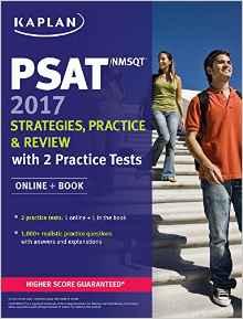 Kaplan PSAT NMSQT 2017