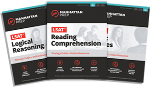 #2 Best Overall LSAT Prep Book