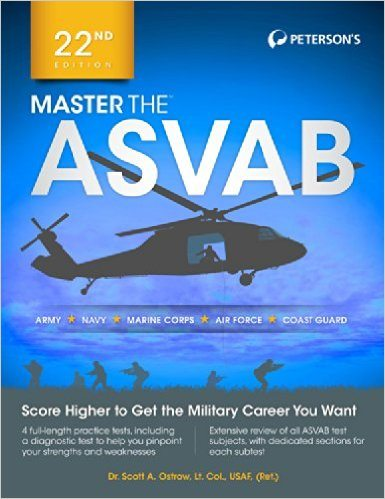 Petersons Master the ASVAB