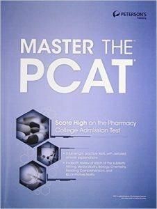 Petersons Master the PCAT