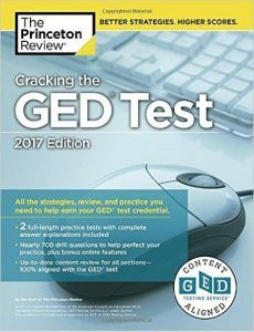 Princeton Review Cracking the GED