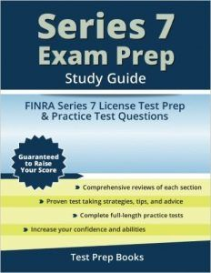 Series 7 Exam Prep Study Guide FINRA Series 7 License Test Prep & Practice Test Questions