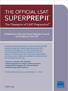 Budget Pick LSAT Prep Book