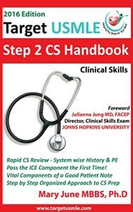 Budget Pick USMLE Step 2 CS Prep Book