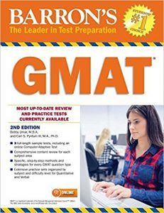 Budget Pick GMAT Prep Book