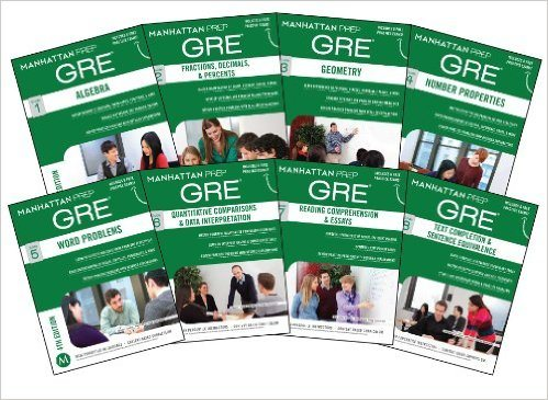 Best Overall GRE Prep Book