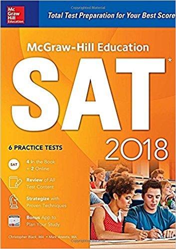 Best SAT Prep Books 2019: Quick Review & Comparison