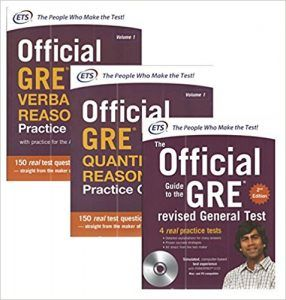 Official GRE Super Power Pack 2