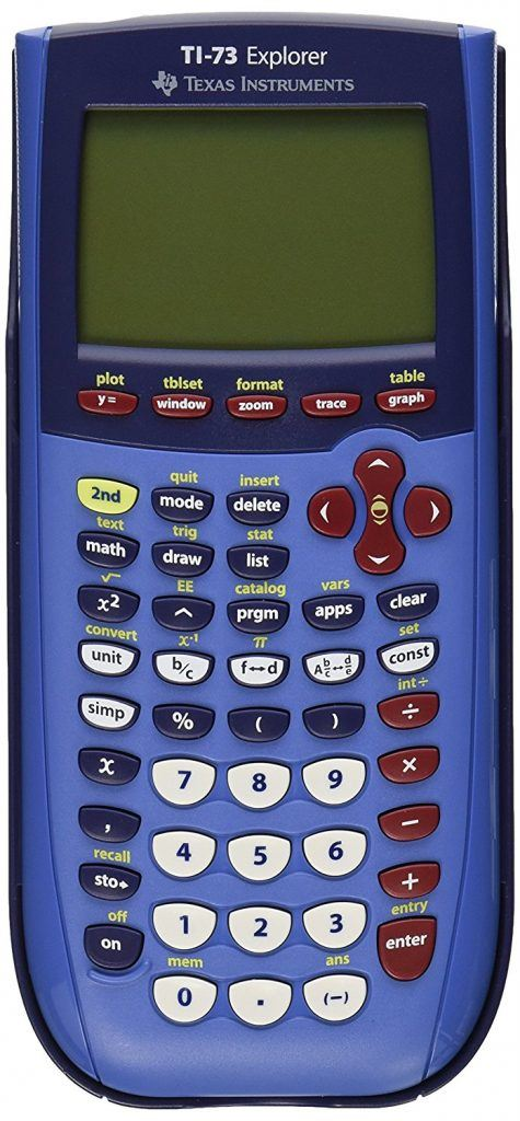Texas Instruments TI-73 Explorer