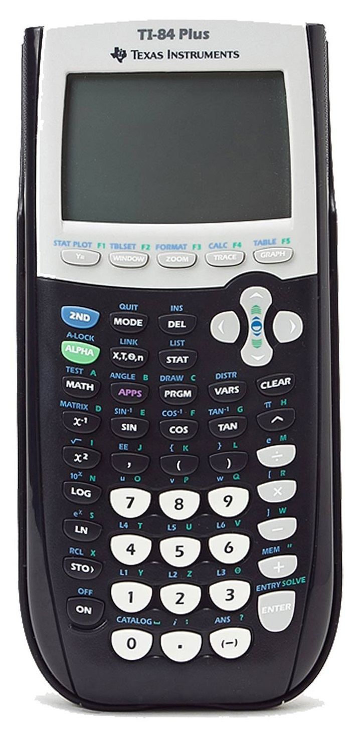 Business & Industrial Strict Texas Instruments Graphing Calculator Model Ti-83 Plus. Office