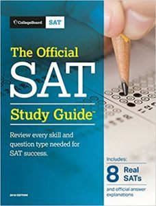 The Official SAT Study Guide, 2018
