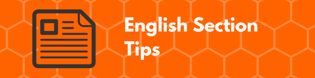 ACT English Section Tips