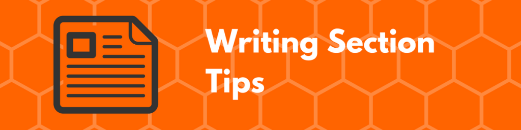SAT Writing Section Tips
