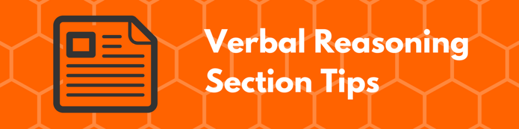 GRE Verbal Reasoning Section Tips