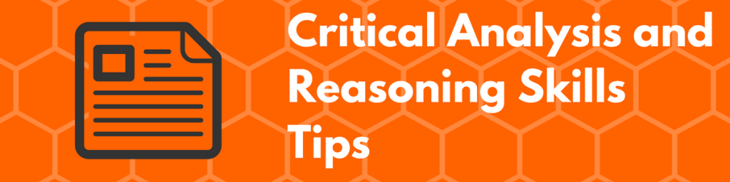 Critical Analysis and Reasoning Skills Tips