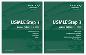 Kaplan USMLE Step 3 Lecture Notes Bundle