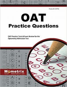 #5 Best Overall OAT Prep Book