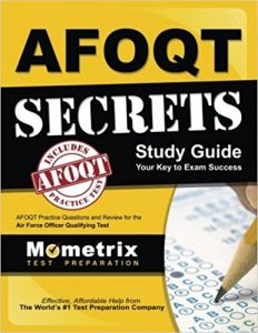 #3 Best Overall AFOQT Study Guide