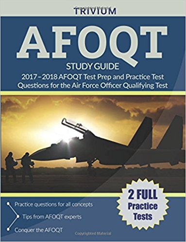Best Overall and Best Value AFOQT Study Guide