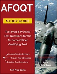 AFOQT Study Guide Test Prep & Practice Test Questions