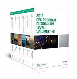 Best Overall CFA Level 1 Prep Book