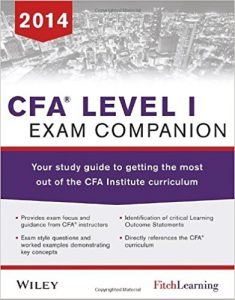 Budget Pick CFA Level 1 Prep Book