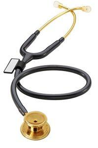 MDF MD One Stainless Steel Premium Dual Head Stethoscope