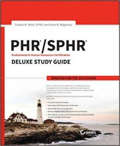 PHR SPHR Professional in Human Resources Certification Deluxe Study Guide