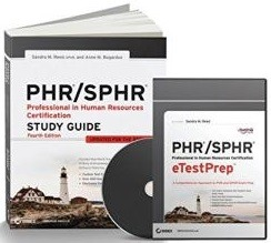 Best Overall PHR & SPHR Prep Book
