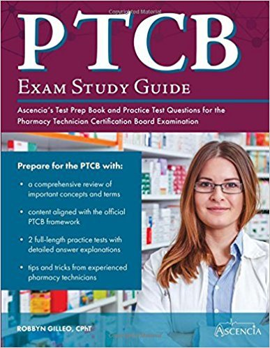 #3 Best Overall PTCB Study Guide