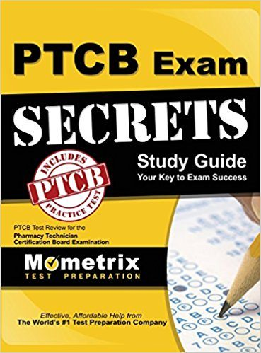#5 Best Overall PTCB Study Guide