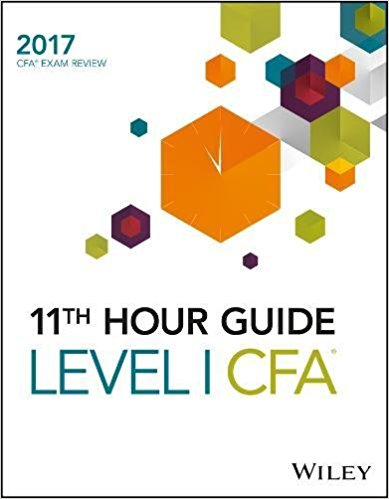 Best Value CFA Level 1 Prep Book