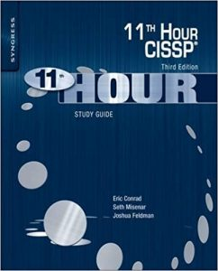 Eleventh Hour CISSP 3rd